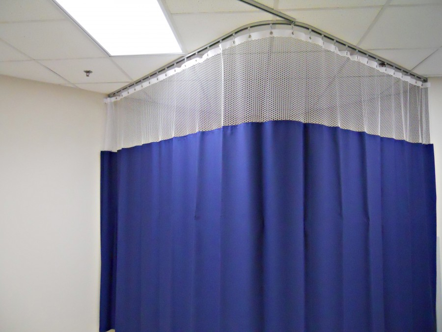 cubicle curtains kite 39 s custom interiors. Black Bedroom Furniture Sets. Home Design Ideas