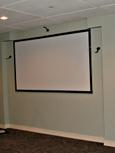 projection screen curtains